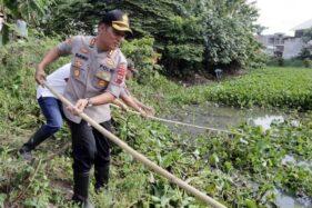 Sambut Penghujan, Cilacap Bersih-Bersih Sungai Sidareja