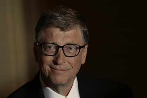 Bill Gates. (Reuters)