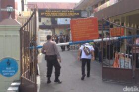 Identitas Terduga Pelaku Bom Bunuh Diri Polrestabes Medan Terungkap
