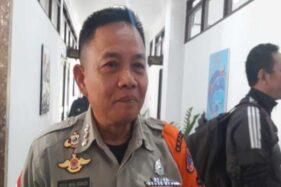 Pelaksana Tugas Kepala Pelaksana Badan Penanggulangan Bencana Daerah (BPBD) Kabupaten Temanggung, Gito Walngadi. (Antara-Heru Suyitno)