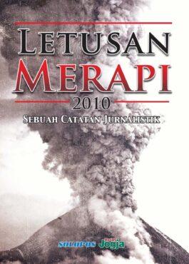 Sampul buku Letusan Merapi 2019. (Istimewa)