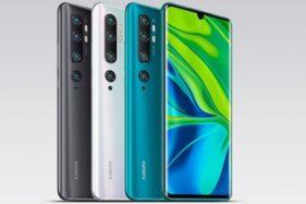 Xiaomi Mi CC9 Pro. (Gsmarena.com)