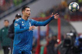 Ronaldo Mejan, Juve Pun Tumbang