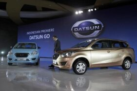 Mobil Datsun Go. (Reuters)
