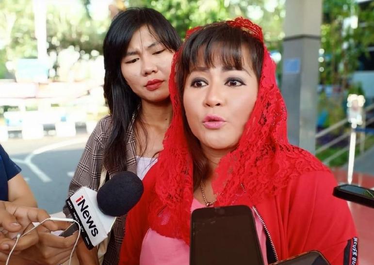 Tak Hanya Novel Baswedan, Dewi Tanjung Pernah Laporkan Tokoh-tokoh Ini ke Polisi