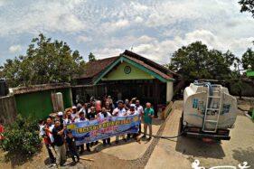 3 Pekan, Pengguna Ertiga Soloraya Beri Air Bersih di 3 Daerah
