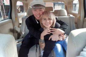 Evelyn Nada Anjani dan Roy Kiyoshi. (Pictagram)