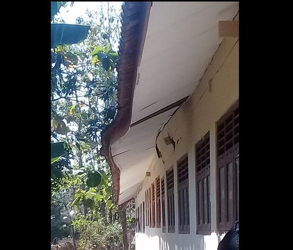 72 Bangunan SD Dan SMP Sukoharjo Rusak, Termasuk Di Kawasan Kota