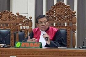 Hakim Ketua Kasus Suap Bupati Kudus Meninggal Dunia