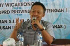 Sekretaris Komisi C DPRD Jateng, M. Hendri Wicaksono. (Semarangpos.com-PKB Jateng)