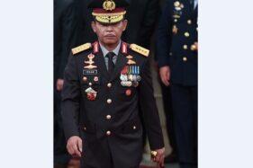 Kapolri Jenderal Pol Idham Azis (Antara-Wahyu Putro A.)