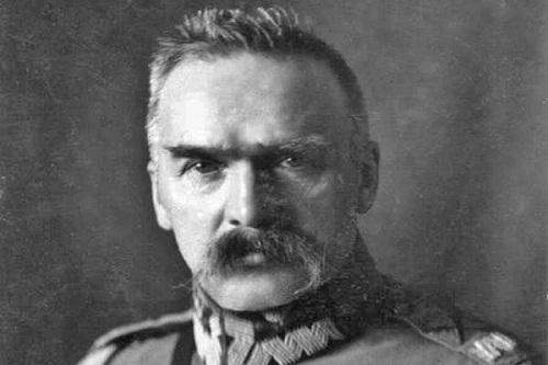 Jozef Pilsudski. (Wikimedia.org)