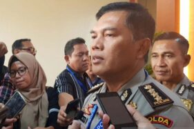 Kabid Humas Polda Jawa Tengah Kombes Pol. Iskandar Fitirana Sutisna. (Antara-I.C. Senjaya)