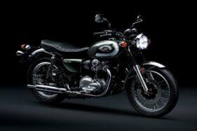 Kawasaki W800. (Okezone.com)