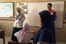 Pekerja Pertamina Cilacap Gelar Kelas Inspirasi di 4 SD