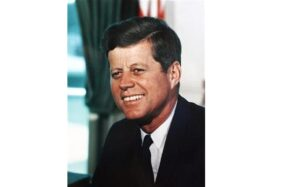 John F. Kennedy. (Reuters)