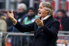 Tanda Tangan Kontrak Baru, Roberto Mancini Latih Timnas Italia hingga 2026