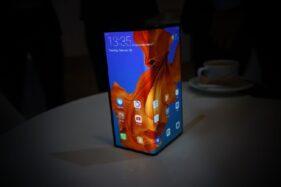 Huawei Mate X. (Detik.com)