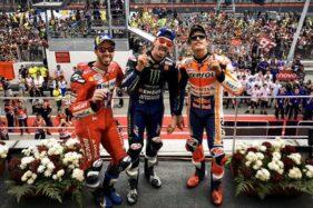 Vinales Persembahkan Kemenangan GP Malaysia untuk Afridza Munandar