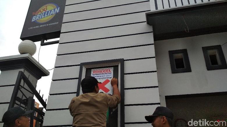 GP Ansor dan Banser Blitar Dukung Warga Tolak Tempat Karaoke Maxi Brillian
