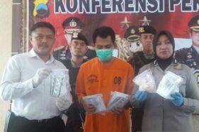 Anggota Satpam di Temanggung Edarkan Obat Terlarang