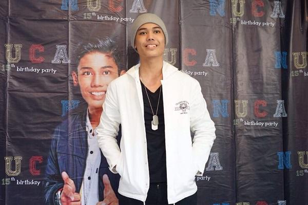 Muhammad Raja Giannuca Putra alias Nuca Idol. (Istimewa)