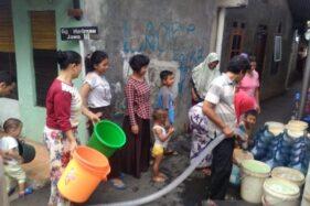Kekeringan Mulai Melanda, Ratusan Keluarga di Klaten Krisis Air Bersih