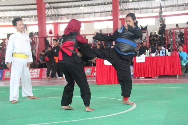 Demi Piala Wali Kota Semarang, 922 Pesilat Berlaga
