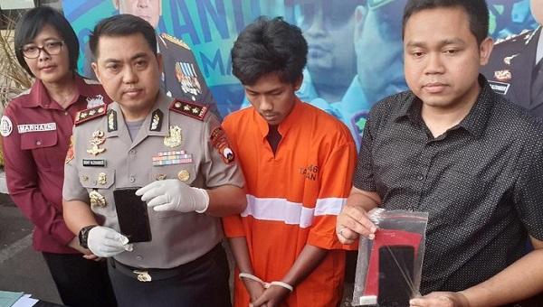 Pemuda Wonogiri Minta Jatah Seks kepada Kekasih di Malang dengan Ancaman Ini