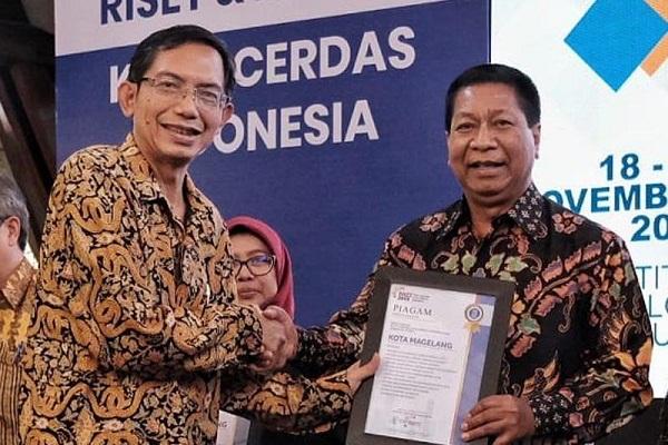 Tuntutan Masyarakat Makin Terbuka, Magelang Malah Borong RKCI Award