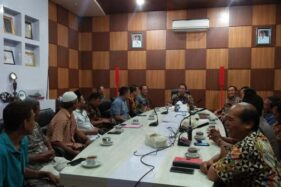 Wali Kota Tangani Sendiri Mediasi Petani Tambak Mangkang Kulon dan Investor