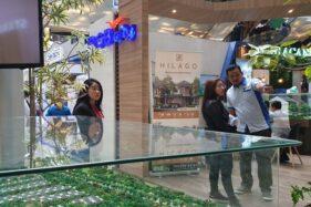 DPD Real Estate Indonesia (REI) Jawa Tengah menggelar Property Expo Semarang 8 di Mal Paragon Semarang, Rabu-Minggu (13-24/11/2019). (Antara-Nur Istibsaroh)
