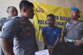 Terbakar Api Cemburu, Suami di Semarang Tega Racuni Istri Hamil 8 Bulan