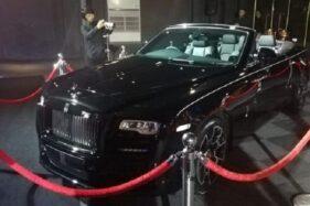 Rolls-Royce Culinnan. (Detik.com)