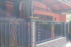 Rumah ADM di Kelurahan Kersikan, Kecamatan Bangil, Pasuruan. (detik.com)