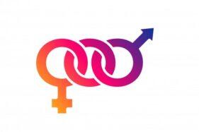 Ilustrasi simbol pria dan wanita. (Freepik.com)
