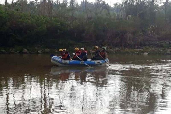 Cuaca Tak Bersahabat, Pencarian Bocah Tenggelam di Sungai Progo Terhambat