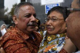 Kasus Suap PLTU Riau, Eks Dirut PLN Sofyan Basir Divonis Bebas