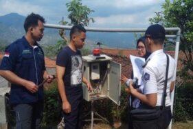 STMKG Pasang Alat Deteksi Longsor di Banjarnegara, Masih Prototipe…