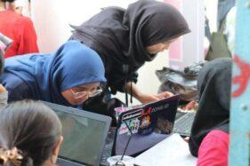 Mahasiswa Undip Workshop dan Lomba Fotografi di Kota LamaSemarang