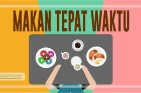 Infografis Waktu Makan (Solopos/Whisnupaksa)