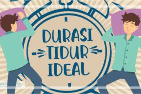 Infografis Durasi Tidur Ideal (Solopos/Whisnupaksa)