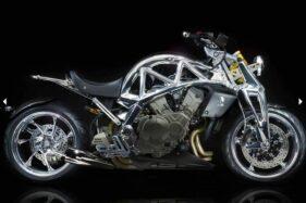 Motor Keren New Ace Iron Horse Resmi Diluncurkan