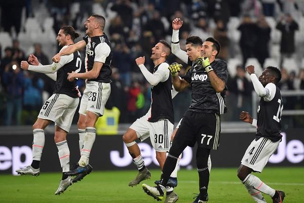 Liga Champions: Prediksi Juventus Vs Olympique Lyon