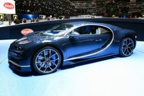 Bugatti Chiron (Liputan6.com)