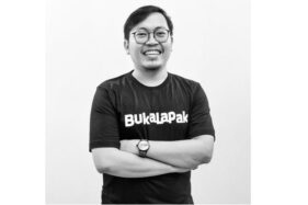 Achmad Zaky, CEO Bukalapak. (Twitter)