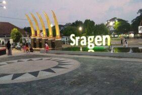 Alun-Alun Sragen. (Sragenkab.go.id)