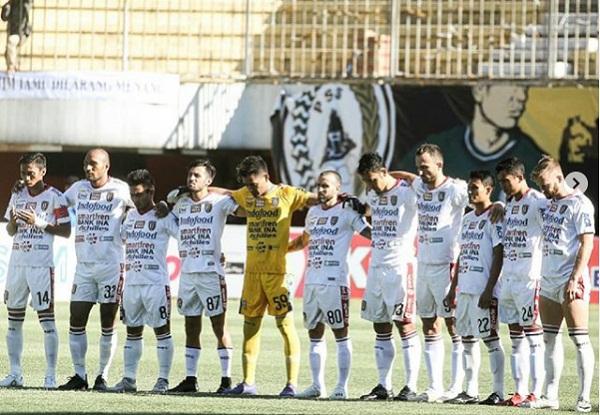 Selamat! Bali United Juara Liga 1 Indonesia 2019