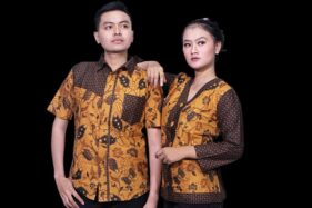 Batik couple (Instagram @cataloguepisalin)