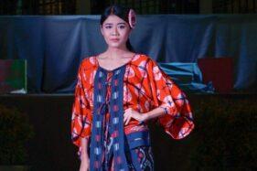 Busana batik koleksi Tokosolopos.com, (Istimewa)